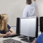 Computing GCSE 'leaves girls and poorer students behind'