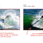 Google+ Uses Machine Learning to Display High Resolution Images at a Third of the Bandwidth