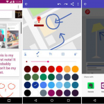 BlackBerry's Notable App for Android Lets You Edit and Share Screenshots