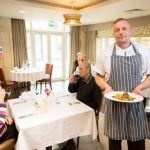Care home restaurant becomes first in UK to win AA rosette after hiring chef from The Ivy