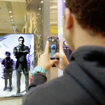Ads Reality bring shop windows to life with interactive AR