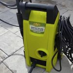 Doug buys a city-friendly pressure washer