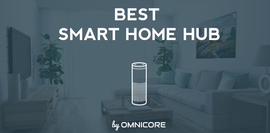 best smart home hubs of 2017 globaltechworld. Black Bedroom Furniture Sets. Home Design Ideas